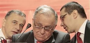 Ponta promite reformarea PSD.