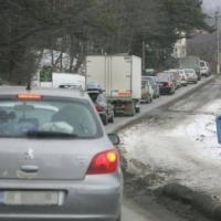 Romania Libera: Traficul rutier de pe DN1, deviat pe DN1A
