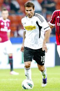 Doar Mutu a jucat in etapa a 25-a din Serie A