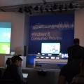 Microsoft a prezentat Windows 8 la Barcelona