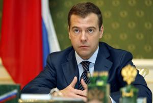 Rusia: Dmitri Medvedev urmeaza sa isi prezinte astazi guvernul