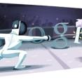 Gandul.info : LONDRA 2012. SCRIMA, sportul caruia GOOGLE ii dedica astazi un logo special