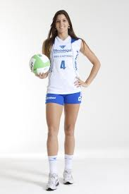 DeCeNews : Mariana Andrade Costa, cea mai sexy voleibalista din Brazilia, in Playboy