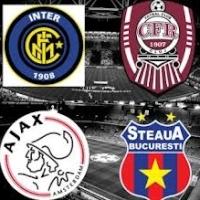 Liga Europa : Steaua si CFR Cluj au pierdut la acelasi scor: 0 � 2