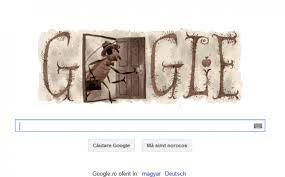 Google celebreaza printr-un logo special cei 130 de ani de la nasterea scriitorului Franz Kafka