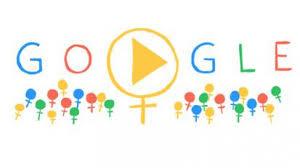 8 MARTIE: Ziua Femeii este sarbatorita de Google printr-un LOGO DEDICAT TUTUROR FEMEILOR de pe Terra