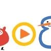 Prima zi de iarna: Google celebreaza SOLSTITIUL DE IARNA, printr-un Doodle