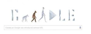 Google marcheaza 41 de ani de la descoperirea unui schelet din specia hominida Australopithecus afarensis