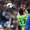 Franta Romania 2 - 1: La primul gol al francezilor, Tatarusanu a acuzat fault la portar!