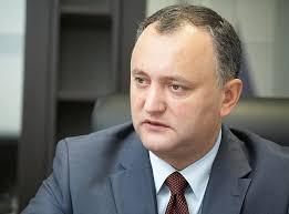 Igor Dodon este noul presedinte al Republicii Moldova