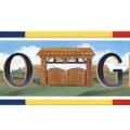 Google sarbatoreste Ziua Nationala a Romaniei, la 1 Decembrie, printr-un doodle care contine un important element al culturii poporului roman: Poarta maramureseana