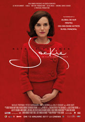 Filmul Jackie va avea premiera pe 13 ianuarie, in cinematografele din Romania