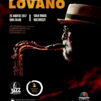 JOE LOVANO readuce jazz-ul clasic, pe scena Salii Radio