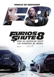 Filmul Furios si iute 8 va avea premiera pe 21 aprilie 2017