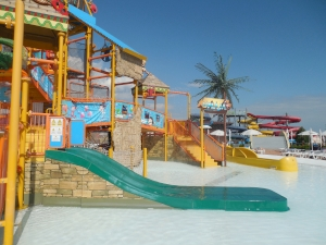 Divertiland Water Park, cel mai mare parc acvatic din Romania, si-a redeschis portile