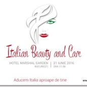 Italian Beauty and Care Day, la Hotel Marshal Garden
