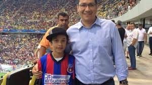 Fiul lui Victor Ponta, accidentat grav la un meci de rugby