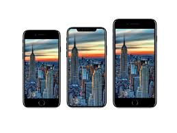 Apple a lansat 3 telefoane noi: iPhone X, 8 si 8 plus