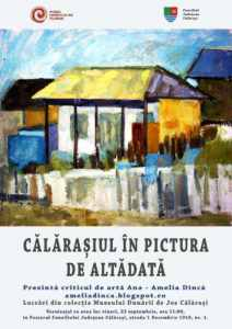Peisajul Calarasiului vechi este asemenea celui din Balcic