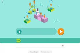 GOOGLE DOODLE special:  un limbaj de programare pentru copii