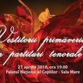 Concert extraordinar de muzica de opereta, musical si cantonete