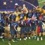 Dupa 20 de ani: Franta este noua CAMPIOANA MONDIALA!