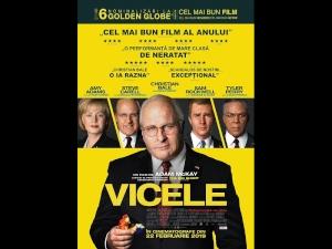 Premiera in Romania pe 22 februarie 2019 a unui film celebru: Vice / Vicele