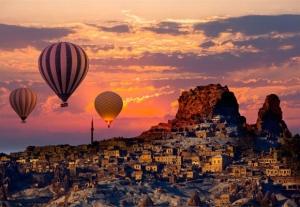 Cappadocia, o regiune istorica din Turcia