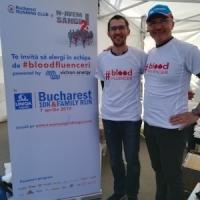 Marian Costache, presedintele Asociatiei HEM: Alearga cu noi e un strigat de panica!